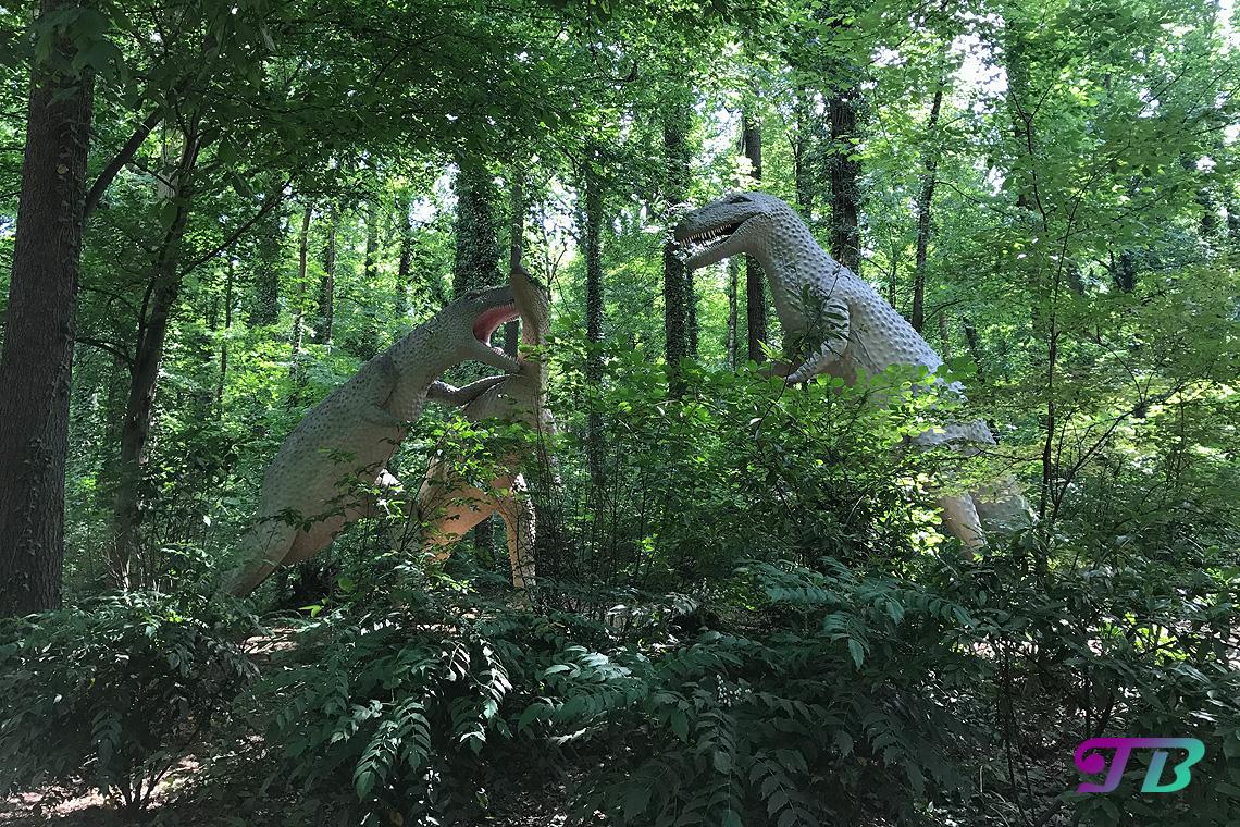 Saurierpark Kleinwelka Saurier Camptosaurus