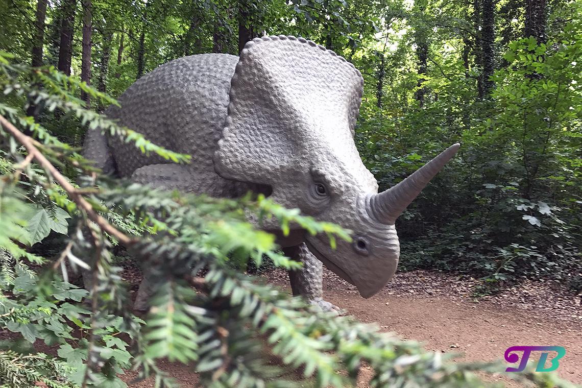 Saurierpark Kleinwelka Saurier Ceratopsia