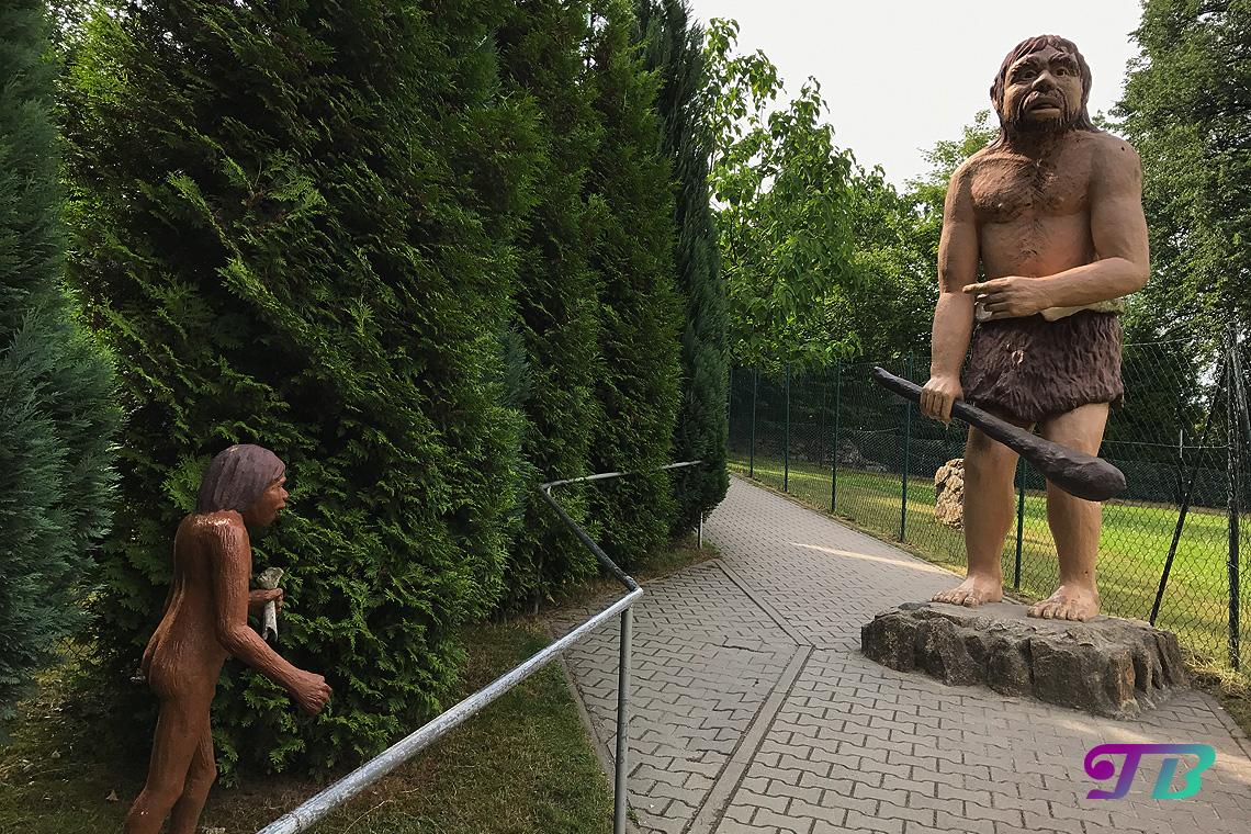 Saurierpark Kleinwelka Sauriergarten