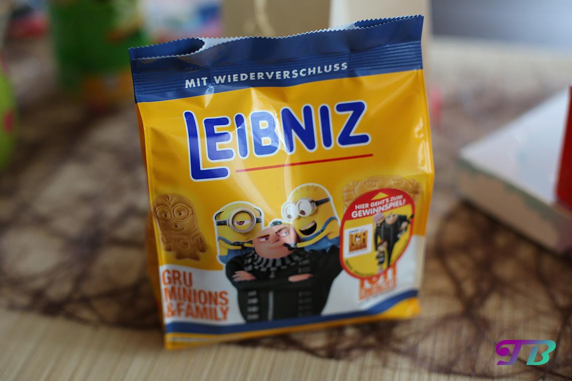 Minions Leibniz Kekse