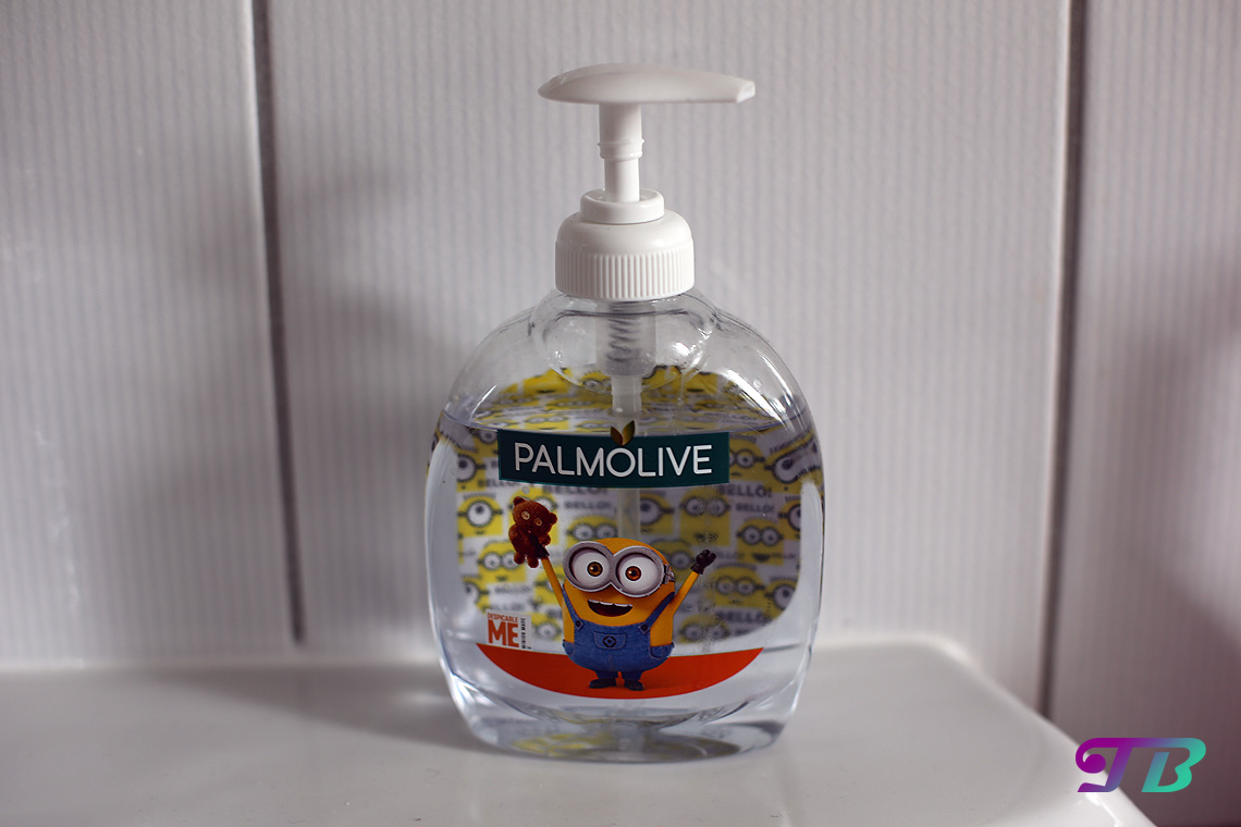 Minions Palmolive Flüssigseife