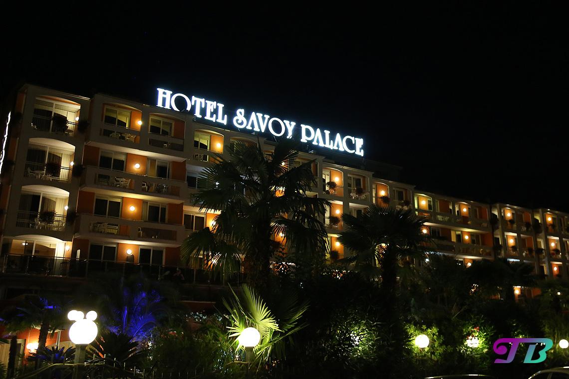 Italien Gardasee Riva Hotel Savoy Palace