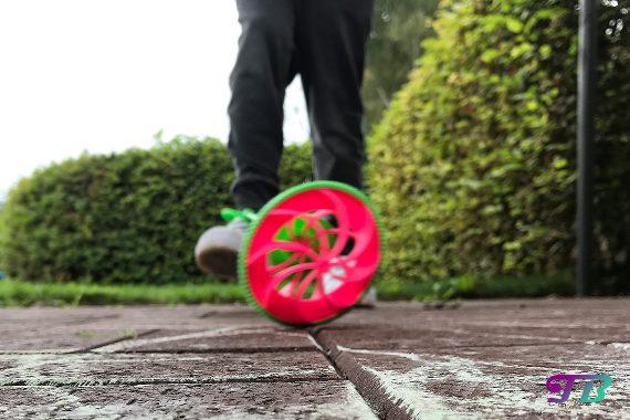 Skip Ball Fußkreisel Hüpfkreisel