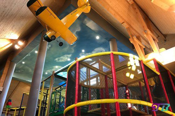 Tripsdrill Freizeitpark Erlebnispark Indoorspielplatz