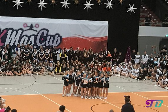 Action, Stunts und Tanz pur – 7. Cheerleading Xmas-Cup ...