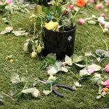 GLOW by dm Berlin GLOWcon Alverde Haarkranz Blumen Blüten