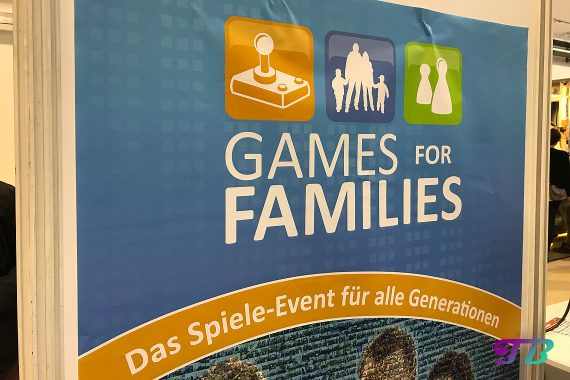spielraum Messe Dresden Games for Family
