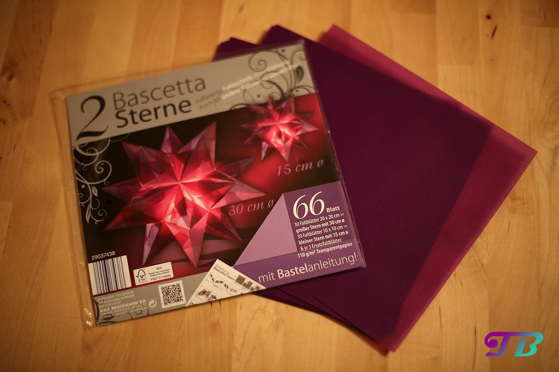 bascetta stern tolle deko und geschenkidee zu weihnachten. Black Bedroom Furniture Sets. Home Design Ideas