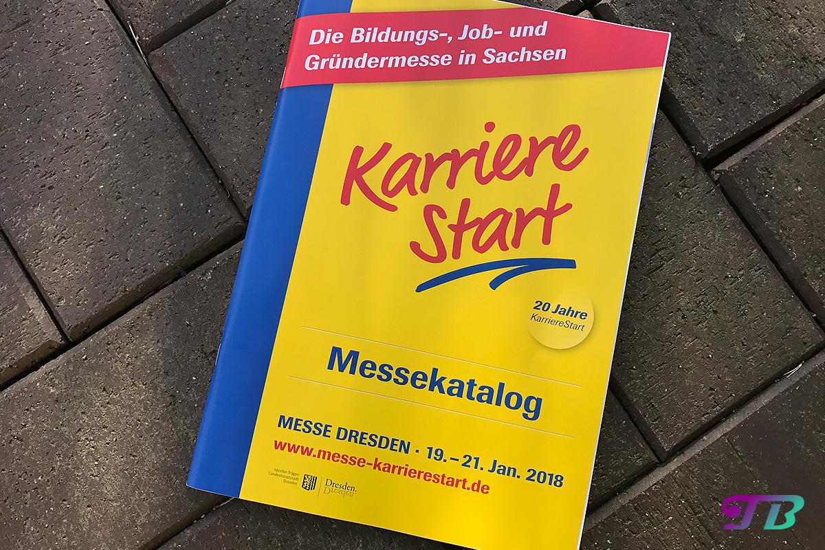 Karrierestart Messe Dresden Messekatalog Job Beruf Ausbildung