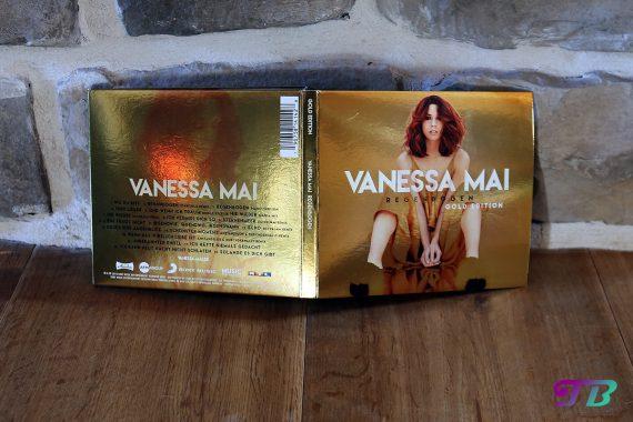 Vanessa Mai Regenbogen Gold Edition CCover
