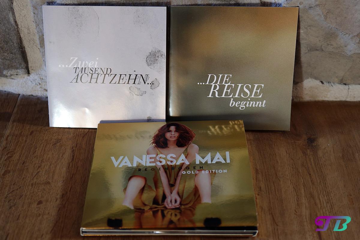 Vanessa Mai Regenbogen Gold Edition Heft