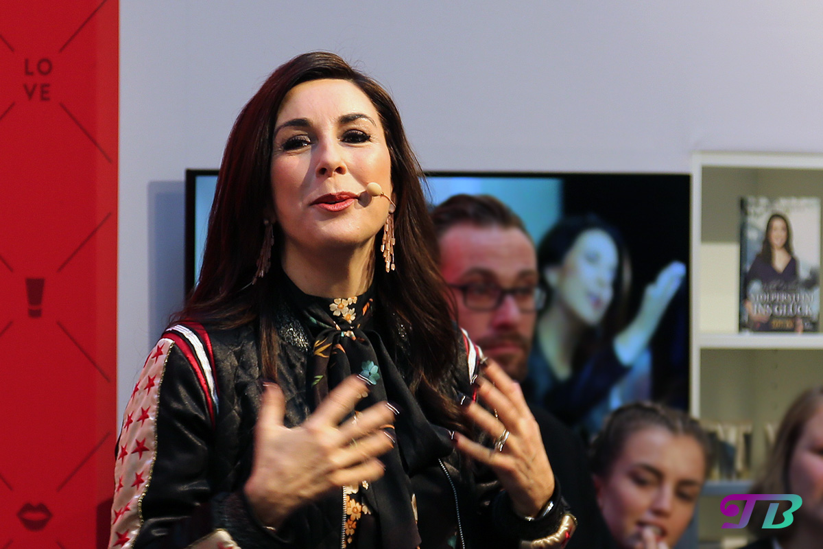 Let's dance Staffel 11 2018 Unternehmerin Moderatorin Opernsängerin Judith Williams