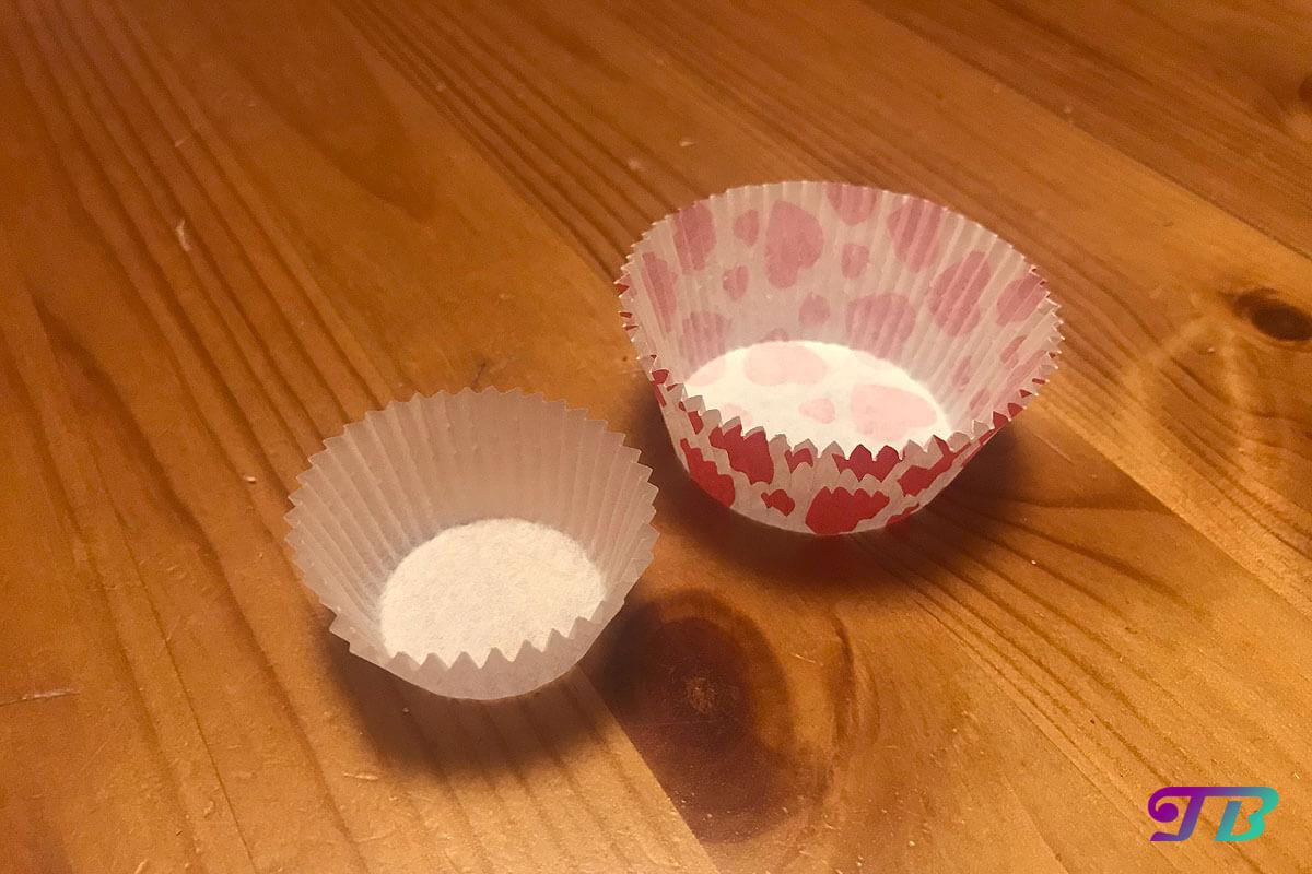Mini-Muffins Form Förmchen Vergleich