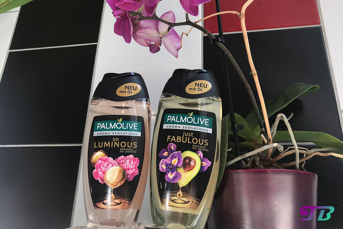 Palmolive Aroms Sensations Oils So Luminous