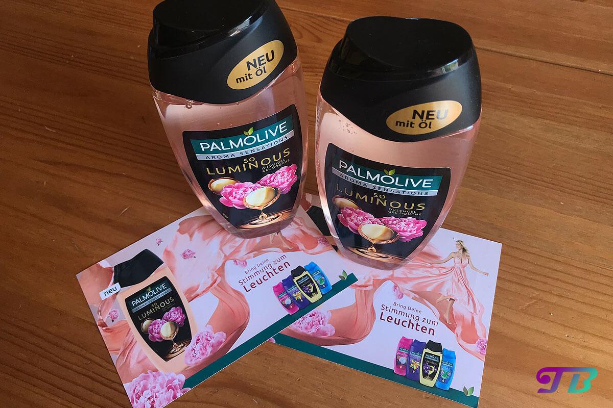 Palmolive Aroms Sensations Oils So Luminous testen Familie Freunde