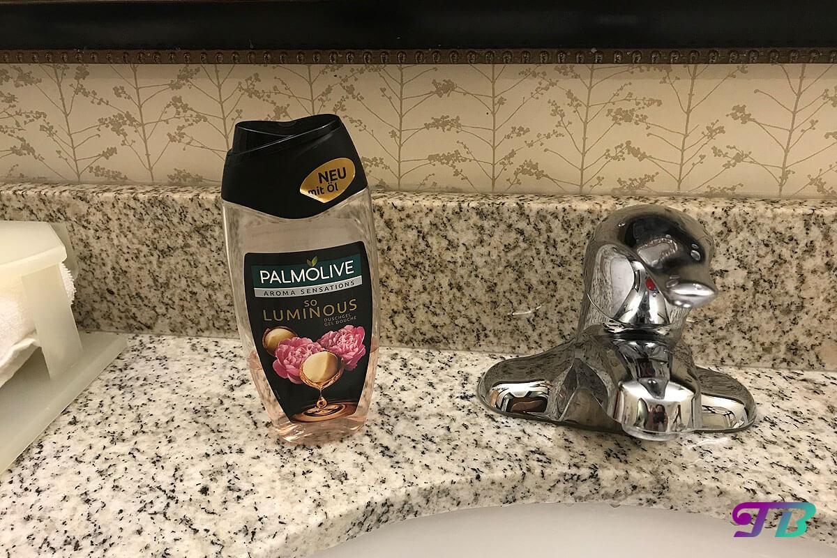 Palmolive Aroma Sensations Duschgel Urlaub Baltimore