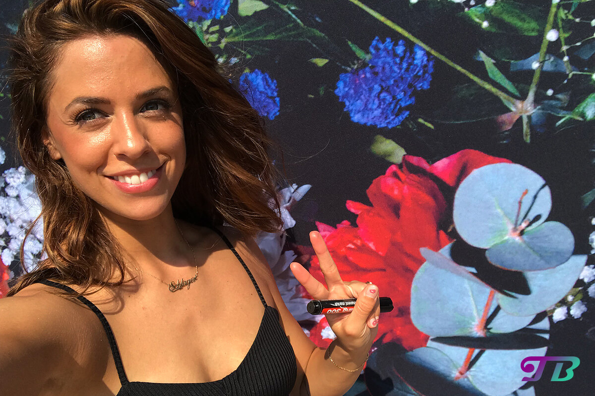 Vanessa Mai Autogrammstunde Selfie TeenieBlog