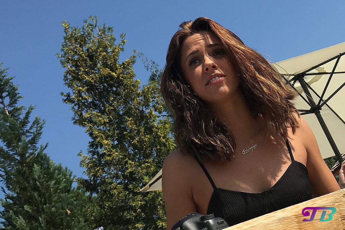 Vanessa Mai Autogrammstunde Sonnenhof Gute Laune