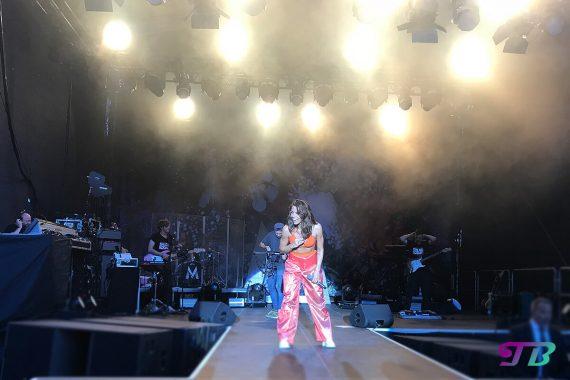 Vanessa Mai Supersause zu Hause Backnang 2018