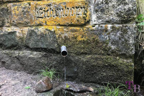 Affensteine Sächsische Schweiz Wasserquelle