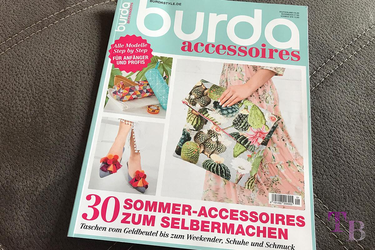 burda accessoire-Magazin Sommer Ideen