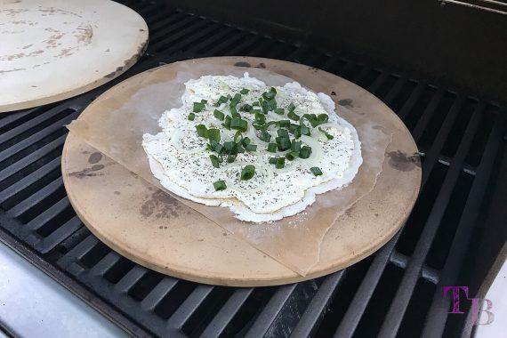 Flammkuchen DIY einfach fertig