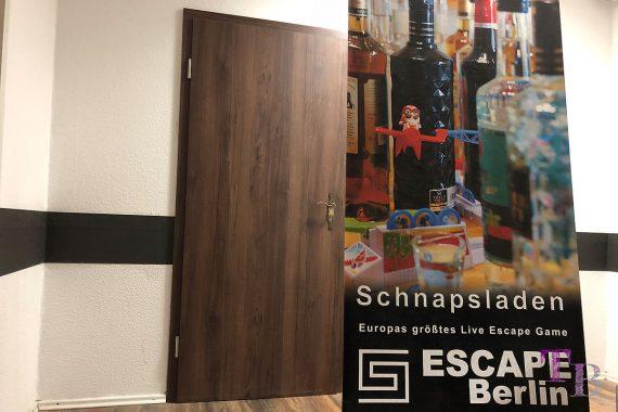 Escape Berlin Live Game Theater Schnapsladen Spiel