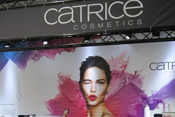 GLOW by dm Beauty Convention 2018 Station Berlin CATRICE