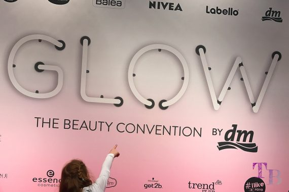 GLOW by dm Beauty Convention 2018 Station Berlin Wall