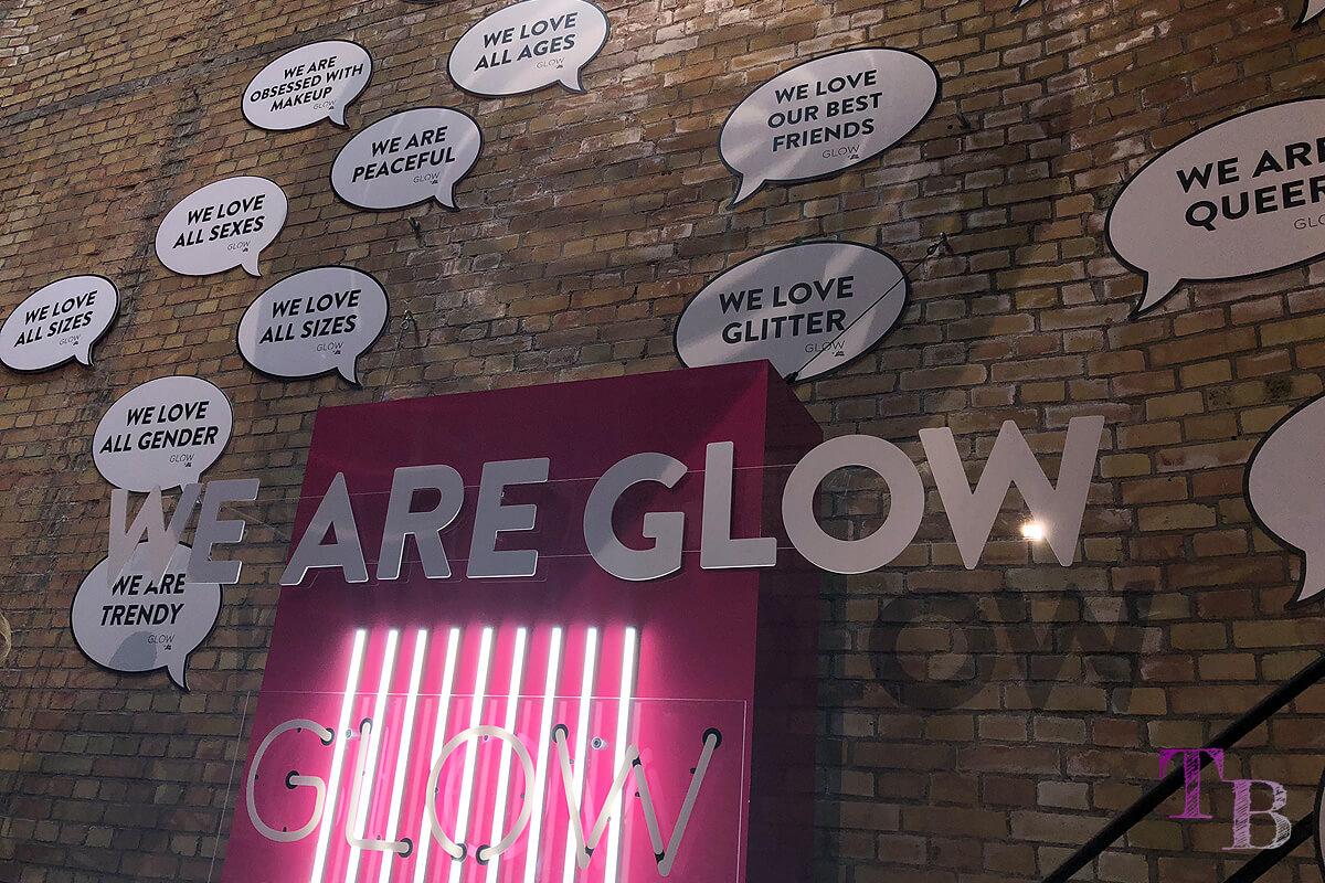 GLOW by dm Station Berlin 2018 Eingang Glowcon