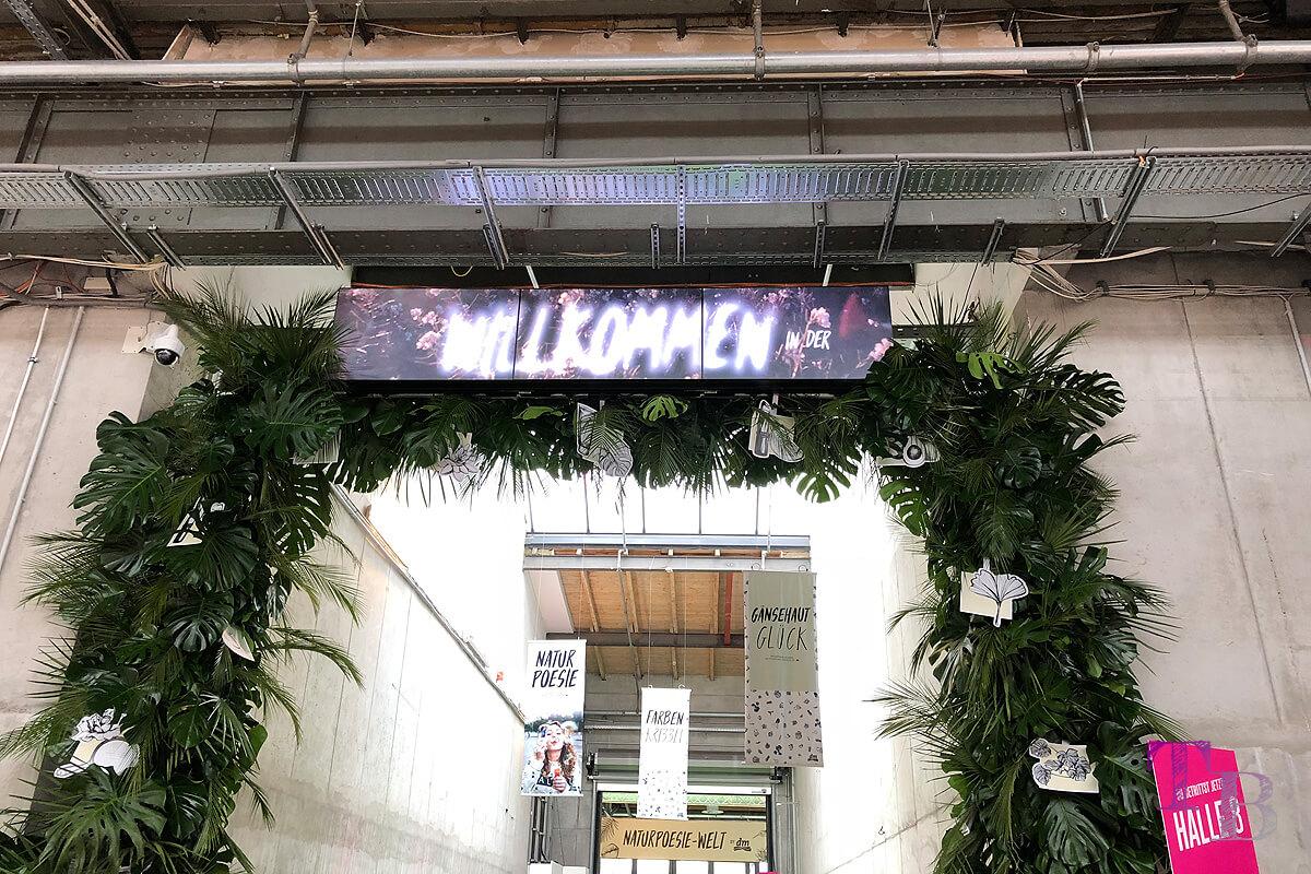 GLOW by dm Station Berlin 2018 Naturpoesie Glowcon