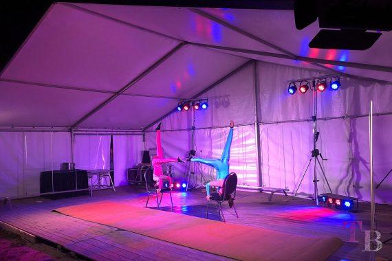 Irrgarten Kleinwelka Geisternacht 2018 Programm Akrobatik