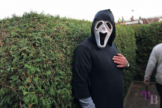Irrgarten Kleinwelka Geisternacht 2018 Scream
