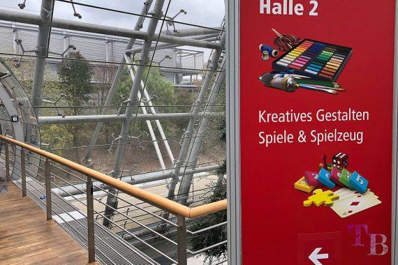 modell hobby spiel 2018 Messe Leipzig Halle 2 Kreatives Gestalten Spielewiese