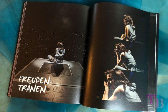 Vanessa Mai Buch Die Reise beginnt Einblicke Konzert Freudentränen