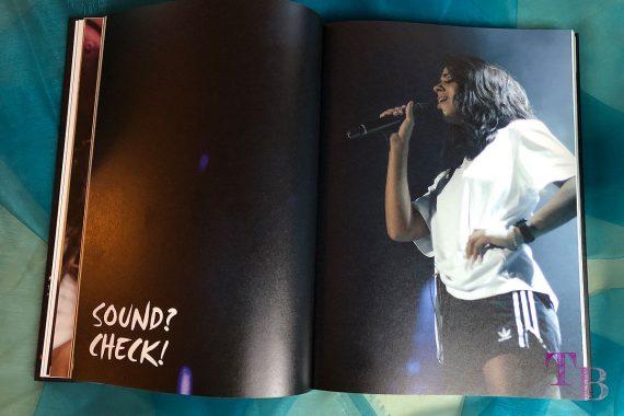 Vanessa Mai Buch Die Reise beginnt Einblicke Soundcheck