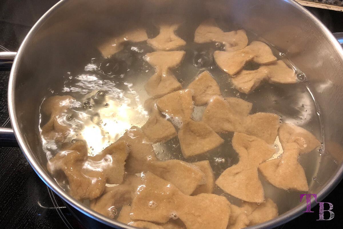 Vegane Nudeln DIY kochen