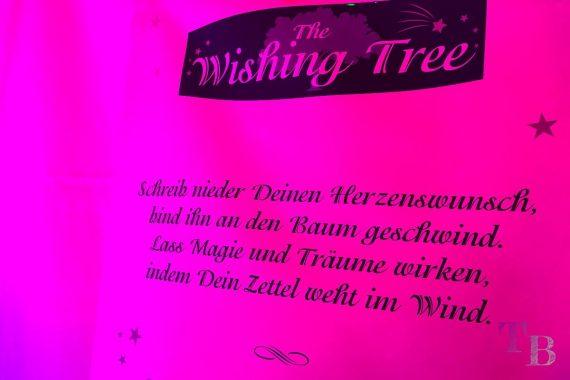 Christmas Garden Dresden Wunschbaum Wishing Tree