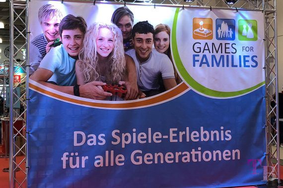 spielraum Messe Dresden Games for Families