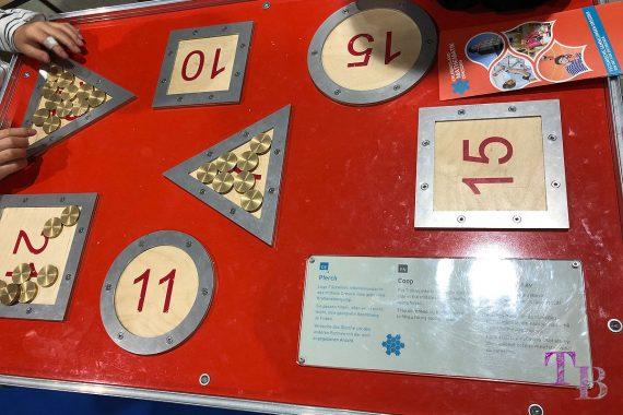 spielraum Messe Dresden Mathematik erleben Kraft