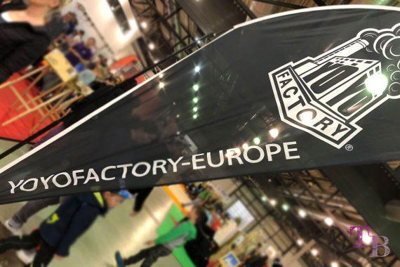 spielraum Messe Dresden yoyofactory Europe
