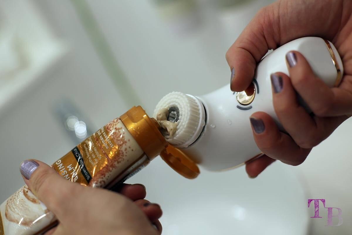 Magnitone BareFaced 2 Gesichtsreinigungsbürste Reinigungsgel
