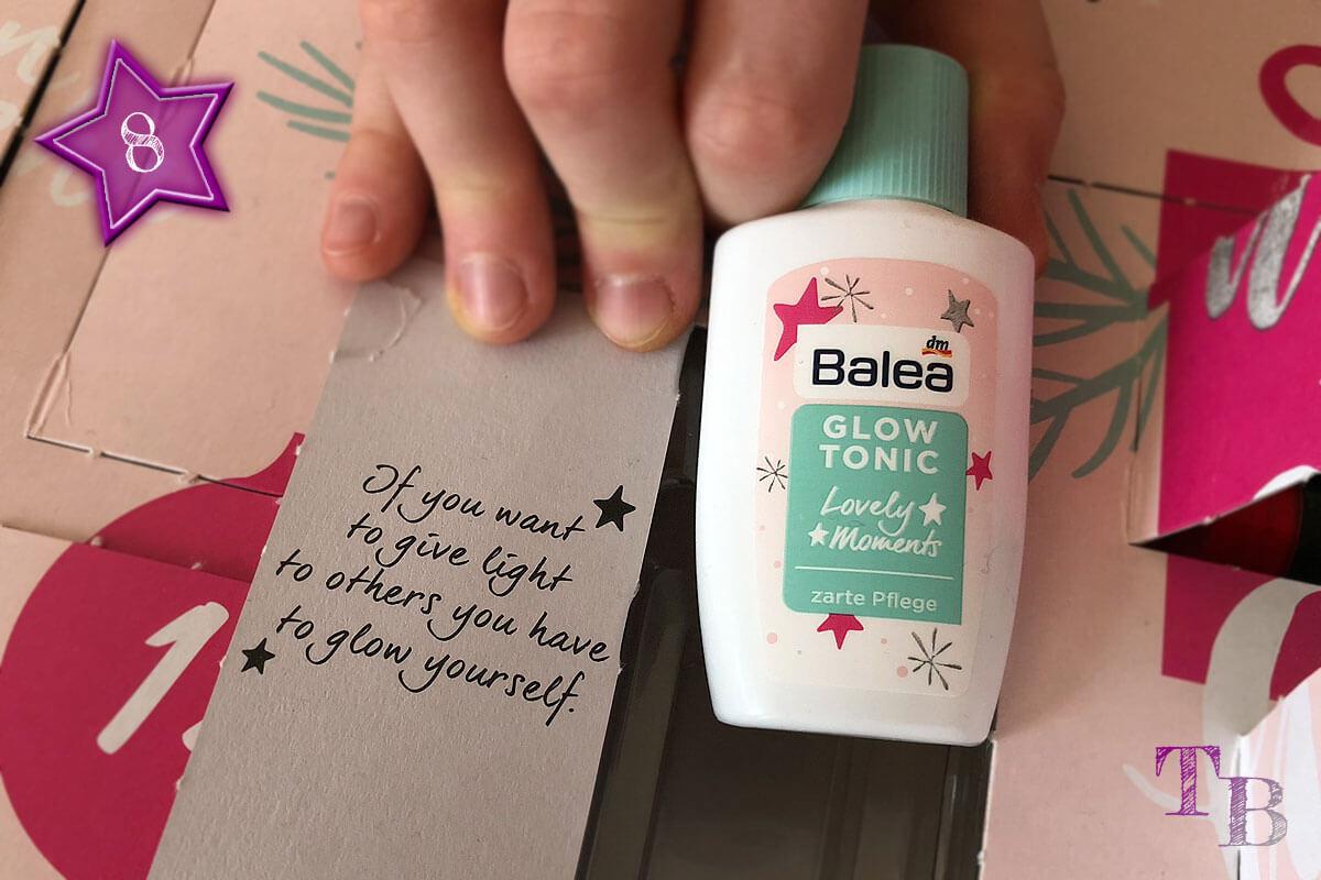 Balea Adventskalender Glow Tonic