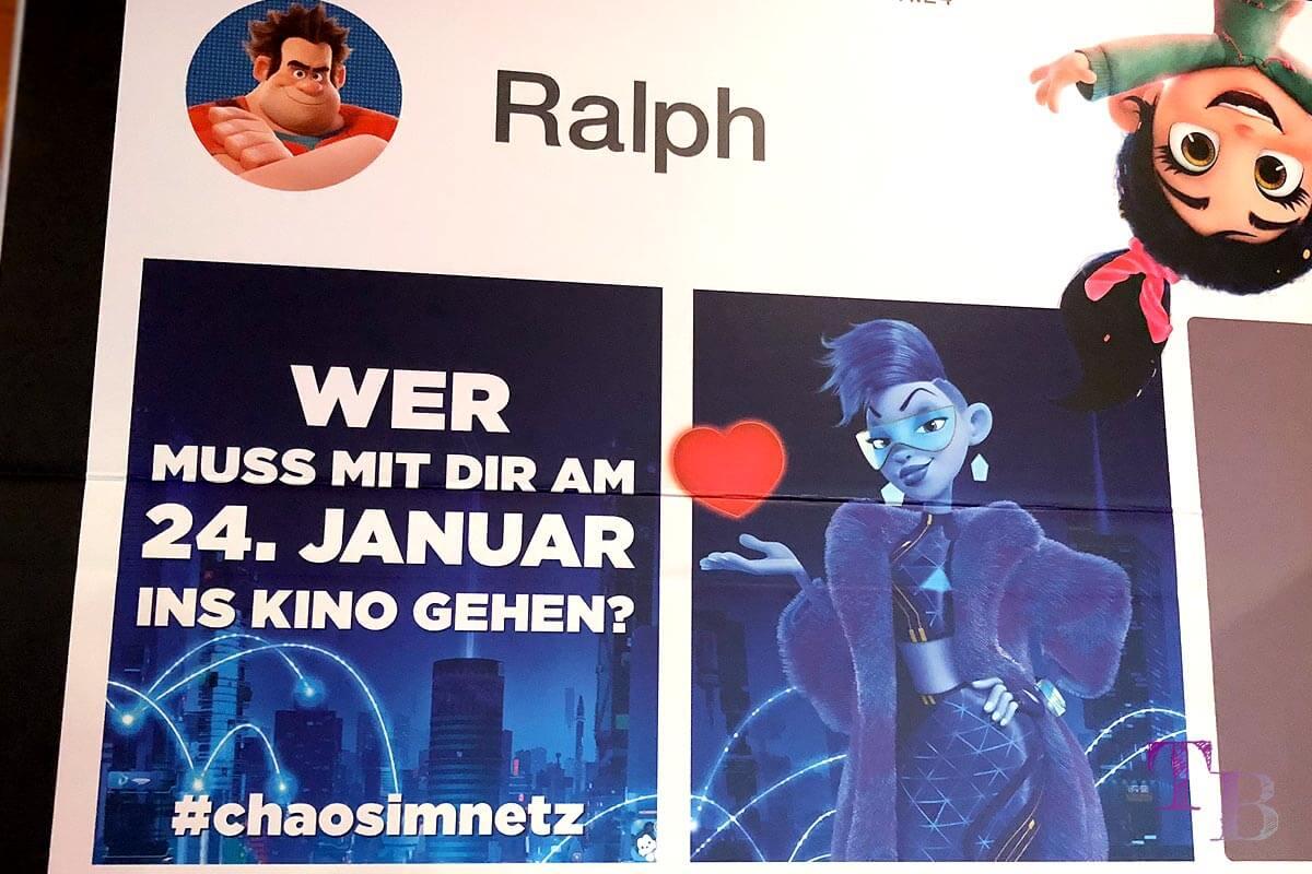 Chaos im Netz Ralph reichts #chaosimnetz