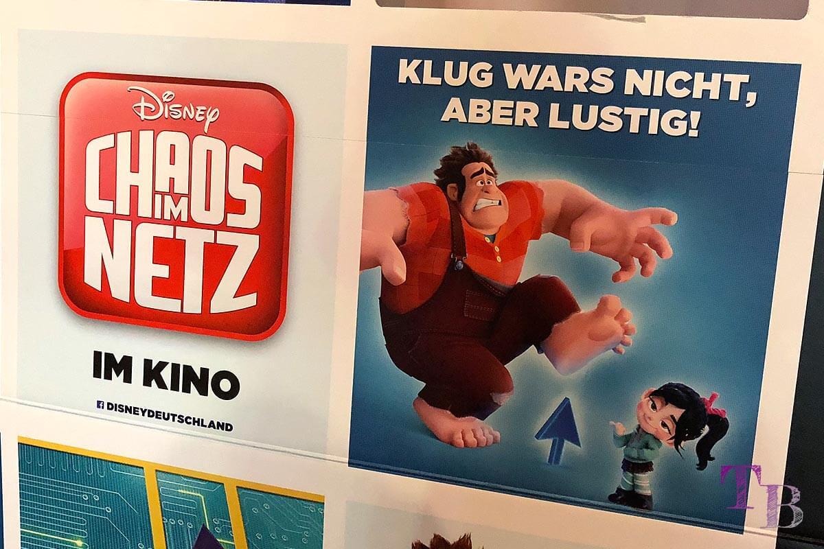 Chaos im Netz Ralph reichts Kino Disney