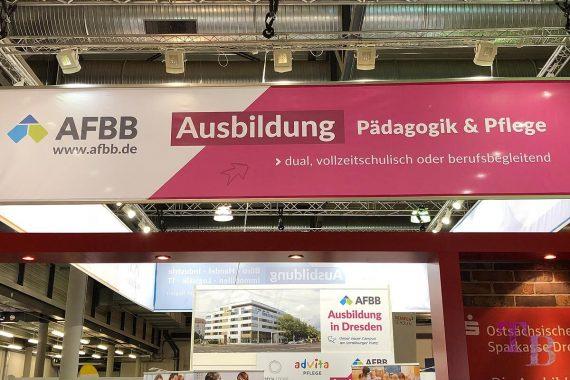 KarriereStart Messe Dresden AFBB Ausbildung