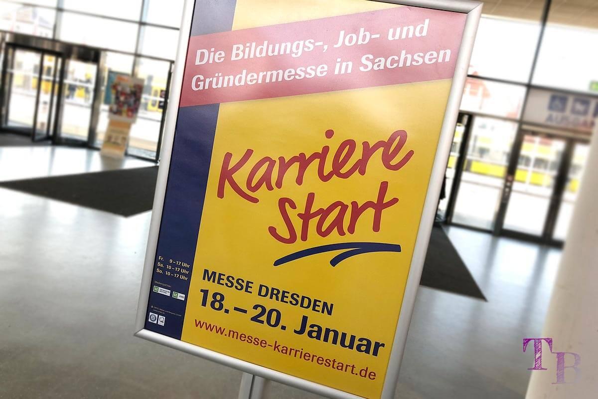 KarriereStart Messe Dresden Bildung Job Gründer