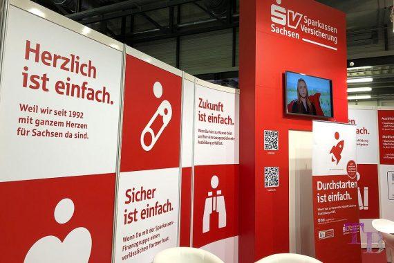 KarriereStart Messe Dresden Sparkassen Versicherung
