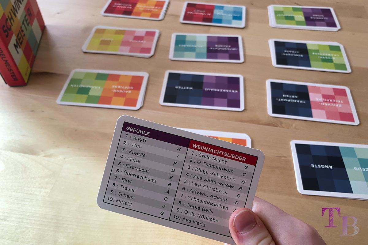 Gamely Games Der Schwindelmeister The Pretender Identität Liste