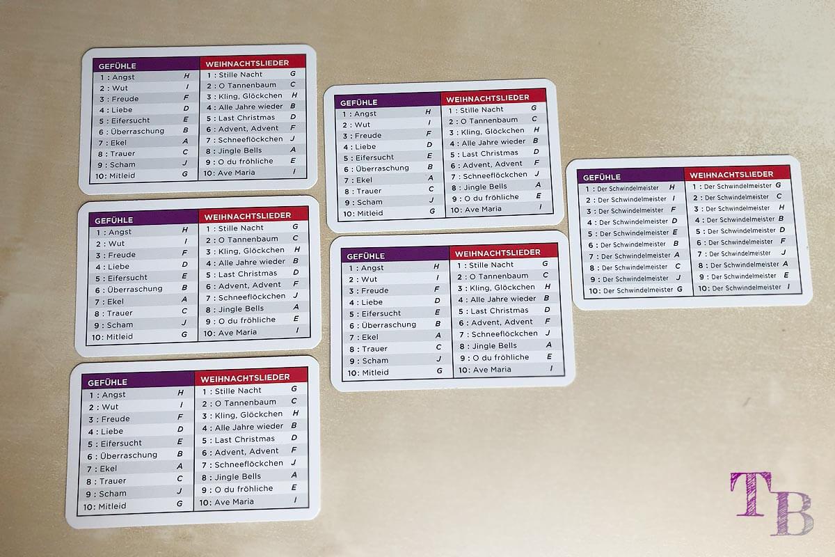Gamely Games Der Schwindelmeister The Pretender Kategorie Karten